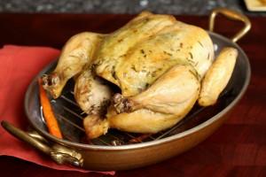 Roast Rosemary Chicken