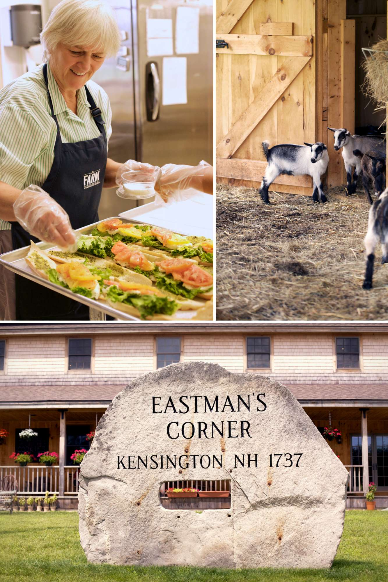 Eastmans Fresh New England